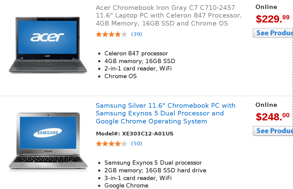 Chromebooks High In Best Sellers